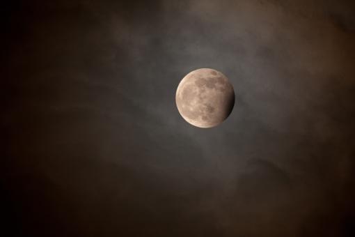 Eclipse de Luna Azul