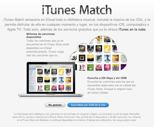 iTunes Match