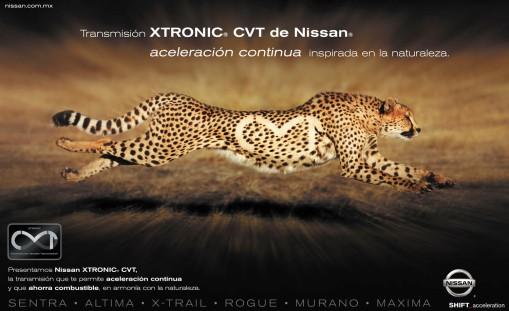 CVT-Cheetah 1